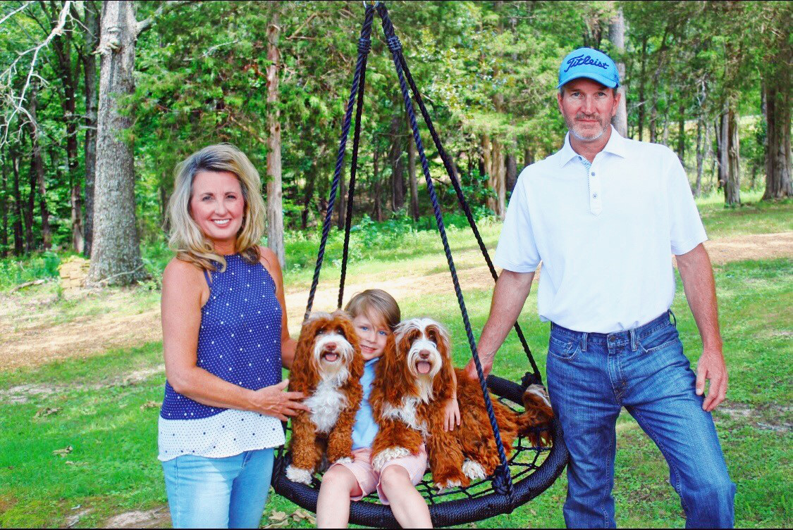 The Dawson Family of Dawson Creek Labradoodles